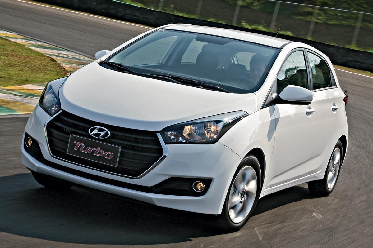 Hyundai nas pistas