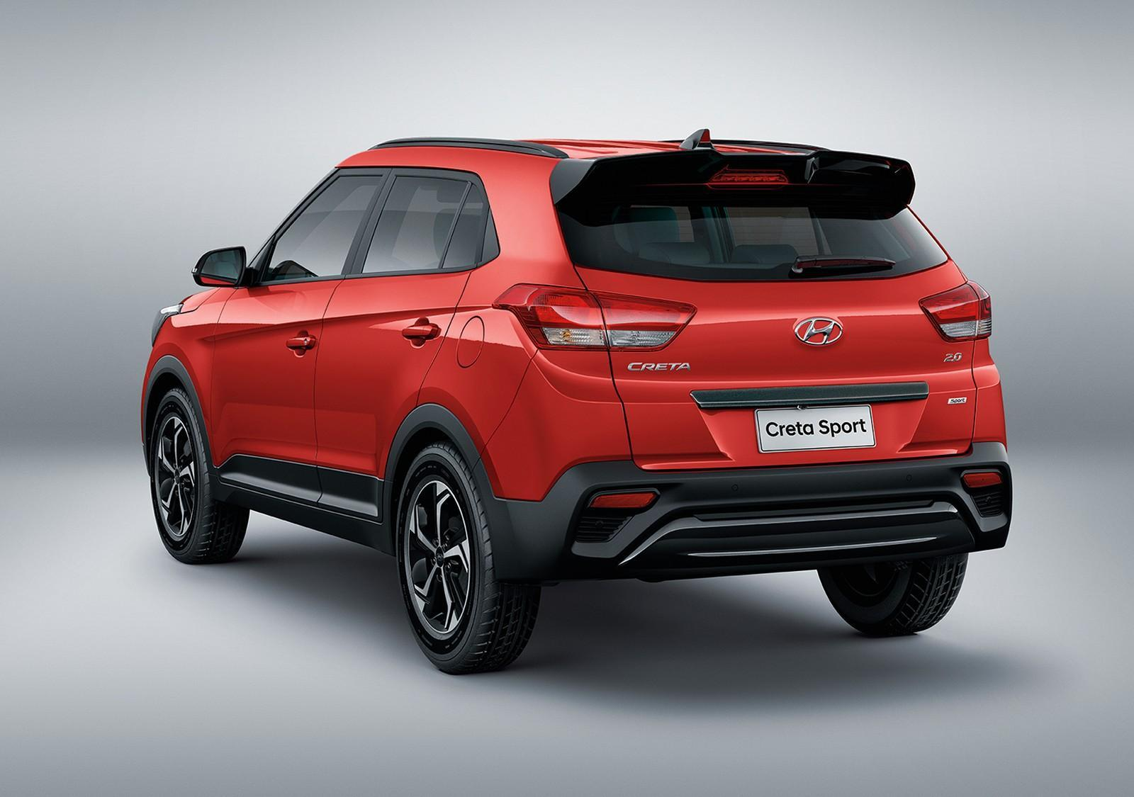 Hyundai Creta 2019 Sport