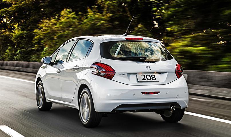Carro novo Peugeot