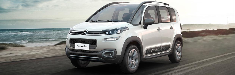 Citroën Aircross 2018