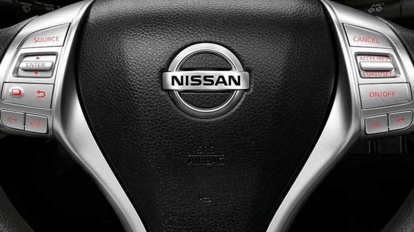 Volante Multifuncional Nissan Frontier 2018