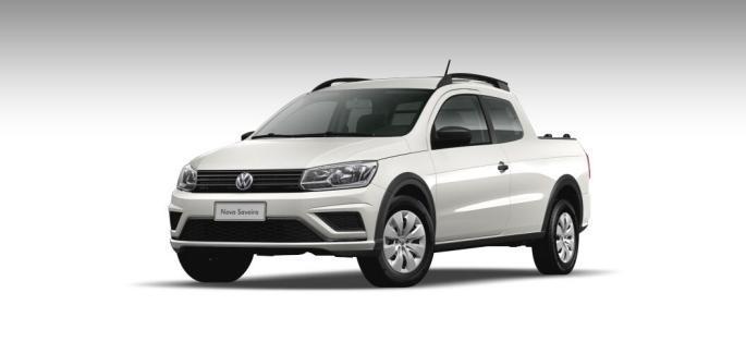 VW Saveiro Cabine Dupla 2018