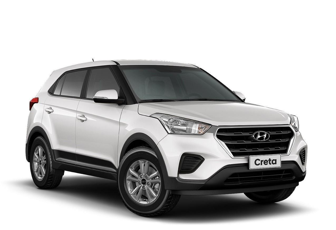 Estoque de carros novos - Hyundai Creta