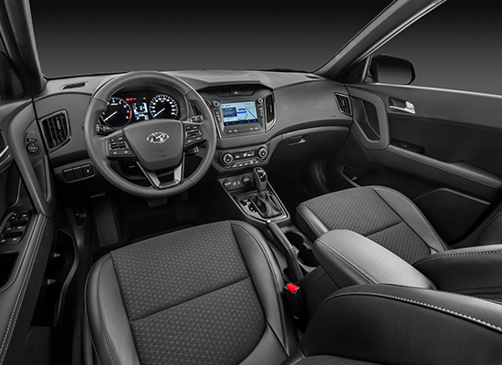 Hyundai - interior