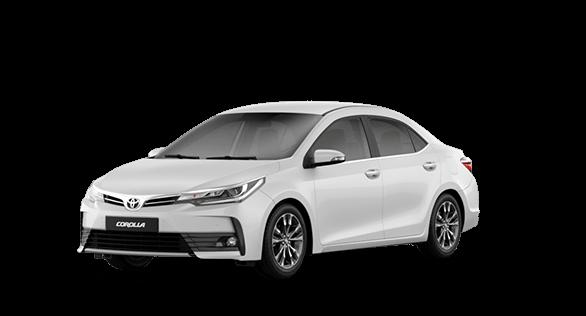 Toyota Corolla 2018 Dimensões