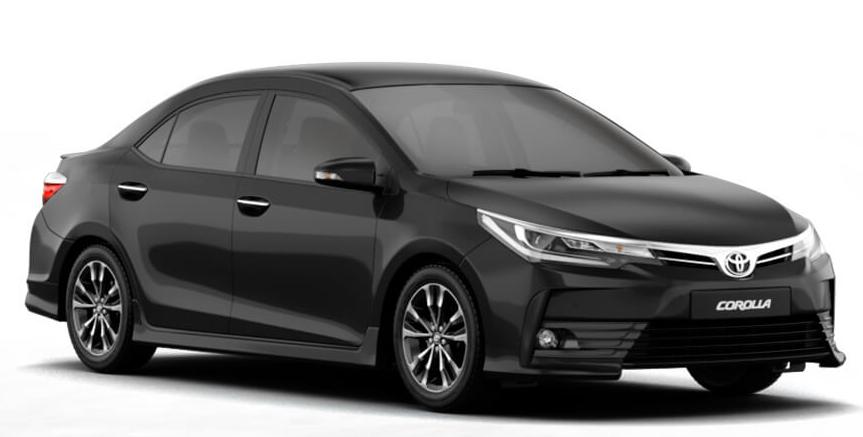 Toyota Corolla 2018 Consumo