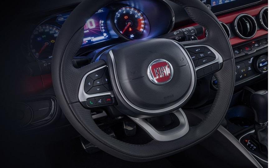 Fiat Argo 2018 - volante
