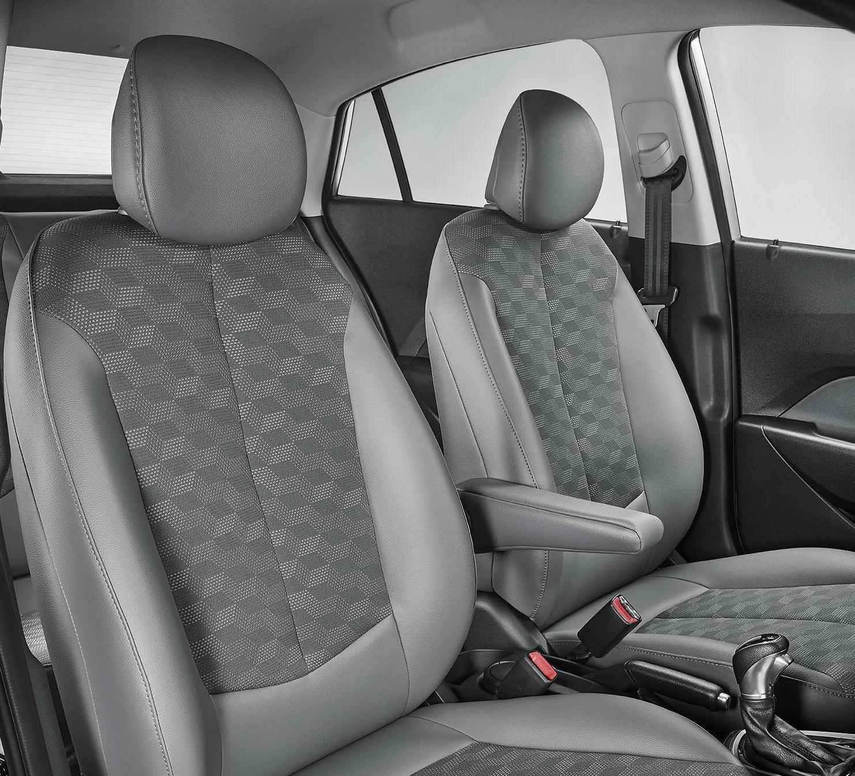 Interior do Hyundai HB20 Turbo