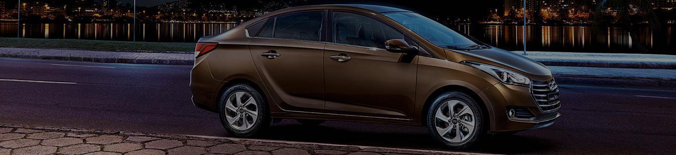 Novo Hyundai HB20 Sedan 2018