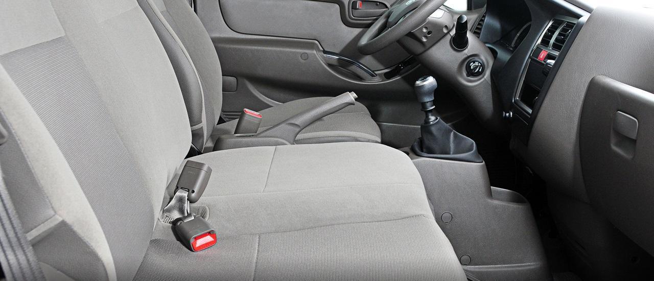 Hyundai HR 2018 interior