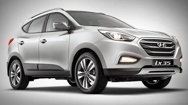 Design do Hyundai ix35 2019