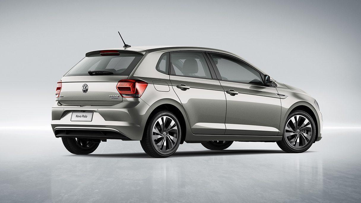 VW Polo 2018 design