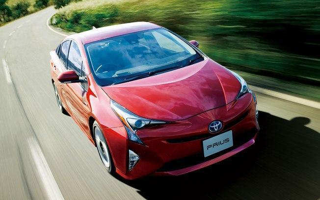 Novo Toyota Prius 2018