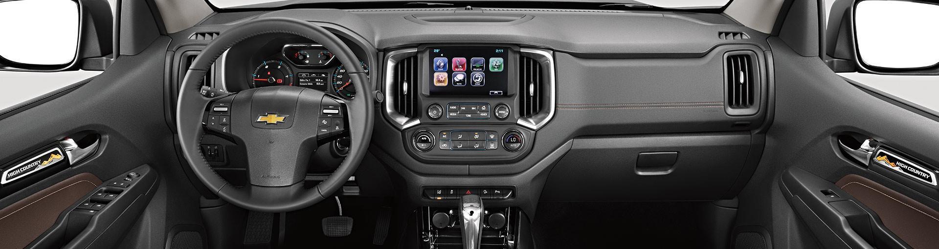Chevrolet S10 CPA