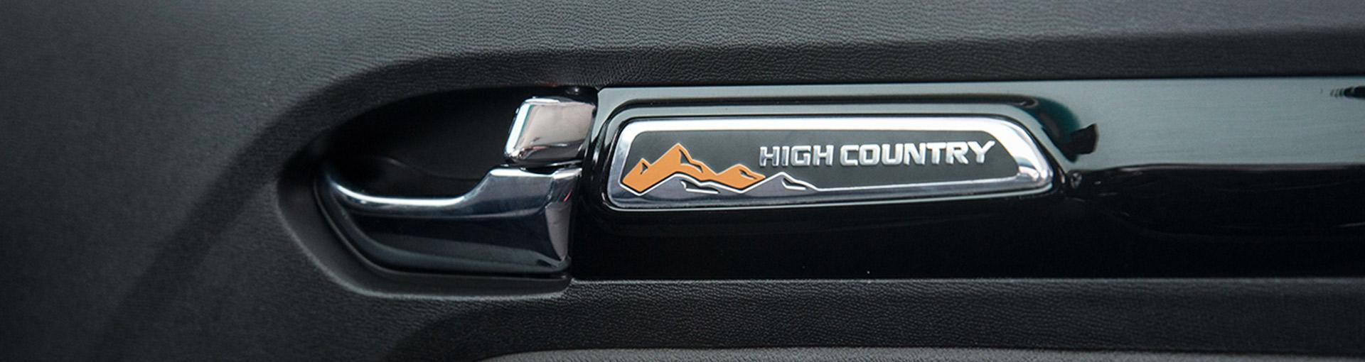 Chevrolet S10 High Country detalhes