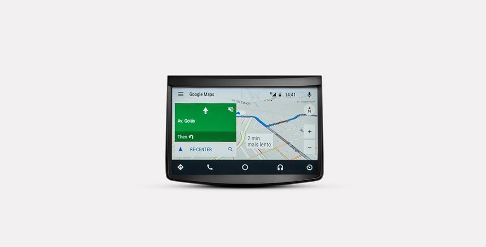 GPS Chevrolet Spin 2018