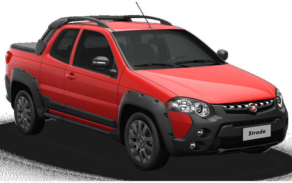 Fiat Strada 2018 cabine estendida Adventure