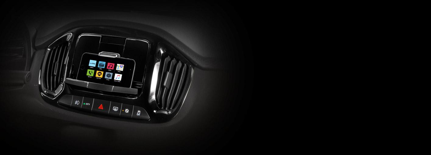Fiat Uno 2018 tecnologia