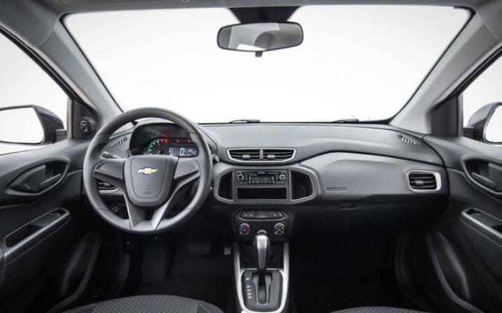Chevrolet Prisma Advantage - interior