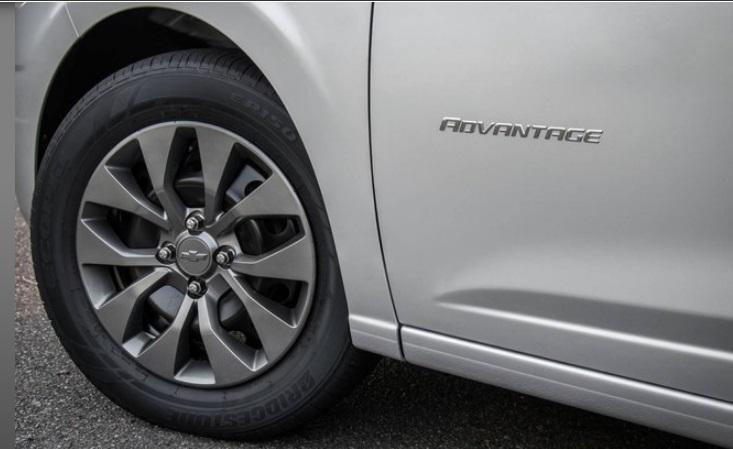 Detalhe Chevrolet Prisma Advantage