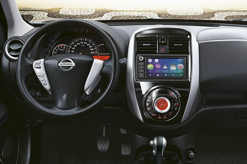 Central Multimídia Nissan
