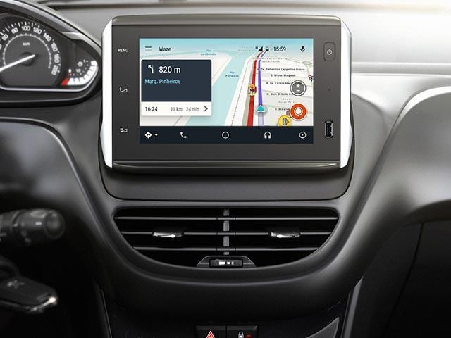 Tecnologia do Peugeot 208