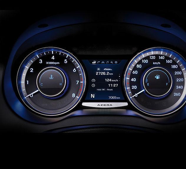 Hyundai Azera 2018 consumo