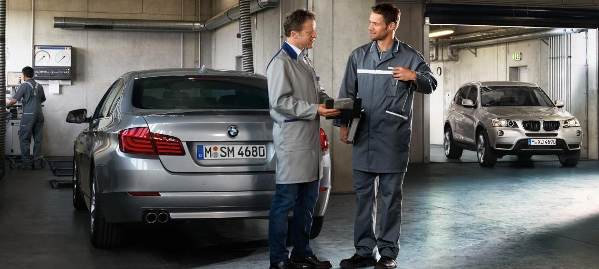 Oficina BMW