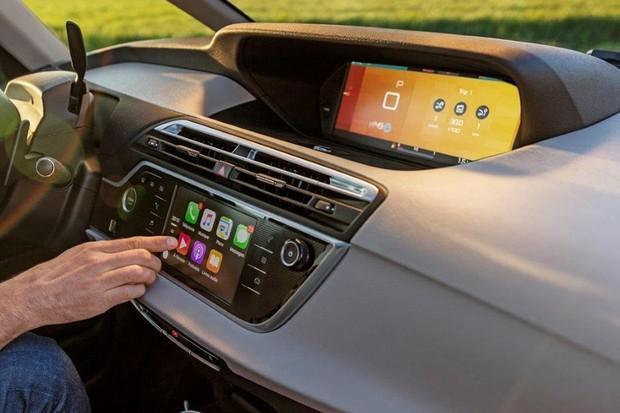 Citroën C4 Picasso 2018 tecnologia