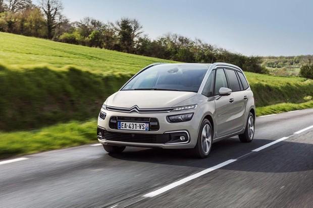 Desempenho do Citroën C4 Picasso 2018