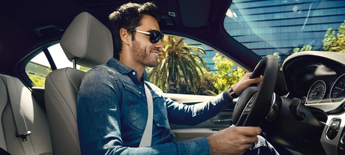 Alinhamento traz conforto ao dirigir seu BMW