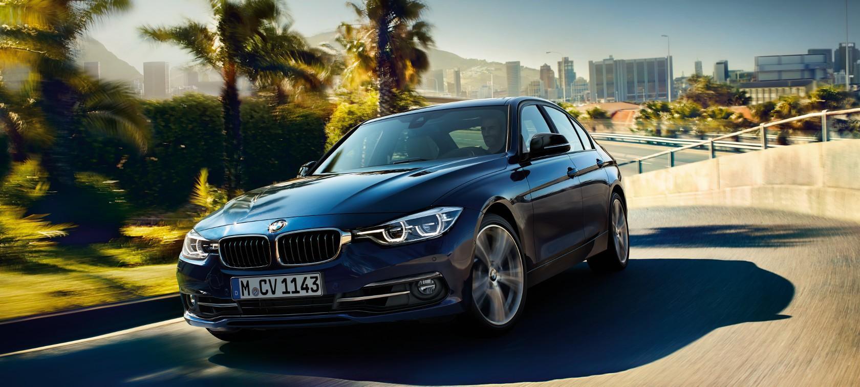 Funilaria BMW