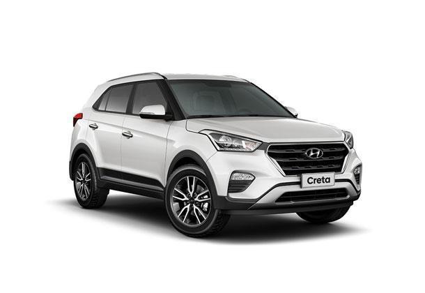 Novo Hyundai Creta 2018