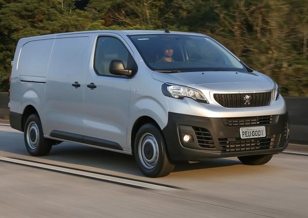 Novo Peugeot Expert