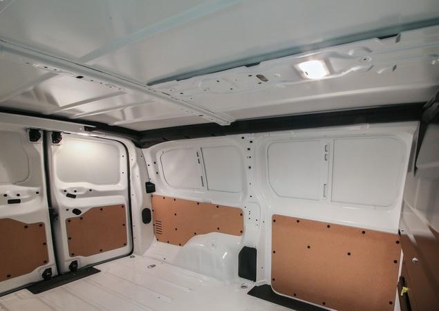 Novo Peugeot Expert - compartimento de carga