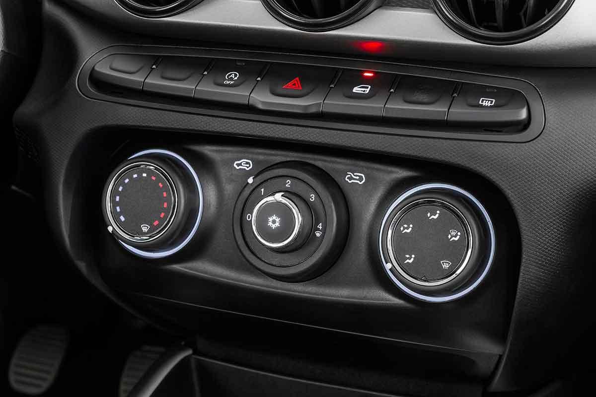 Fiat Argo 2018 Ar Condicionado