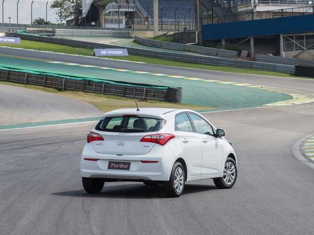 Nova Hyundai HB20 Turbo