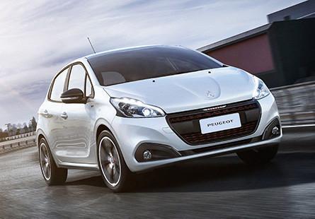 Conforto do Peugeot 208