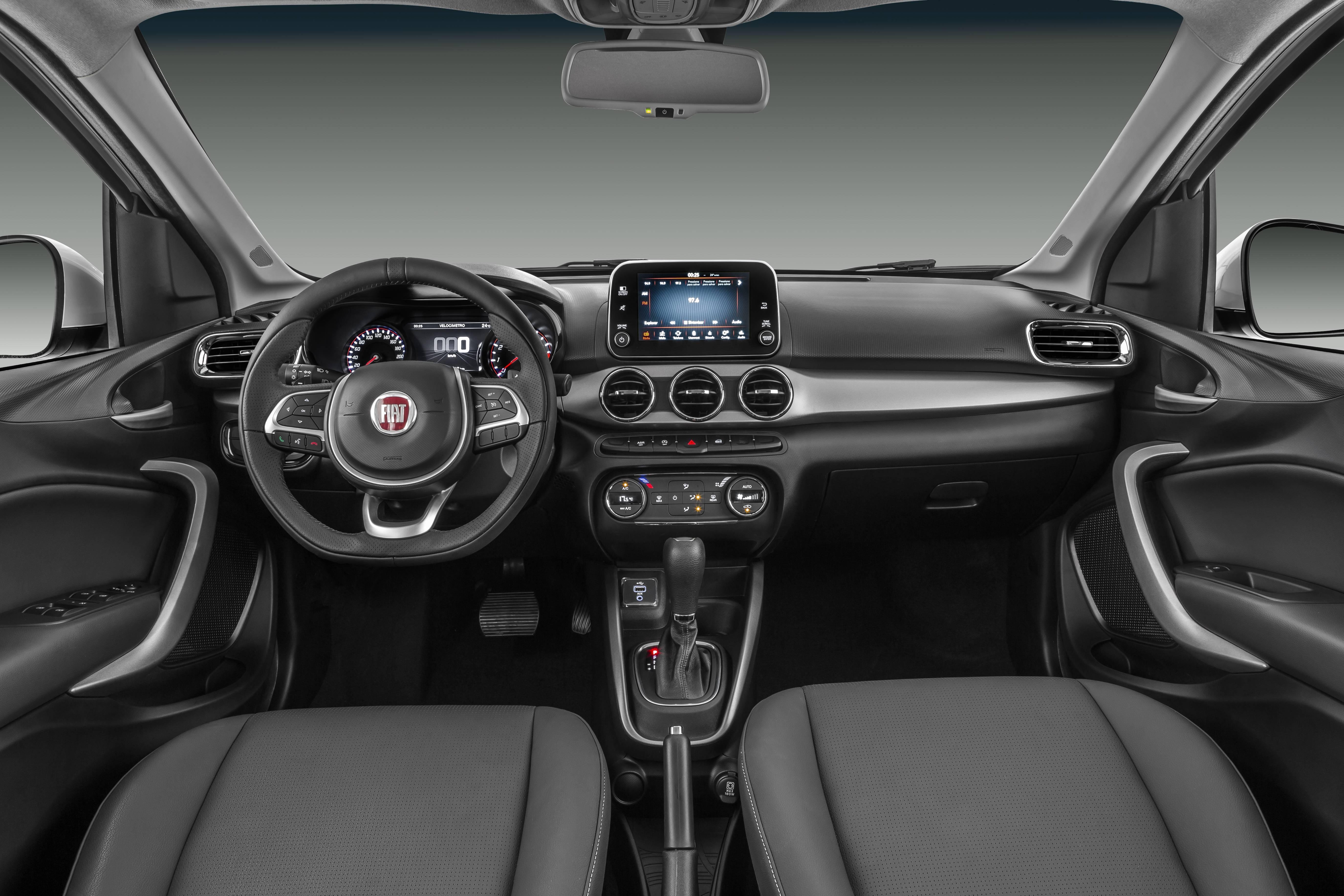 Fiat Argo Precision - interior