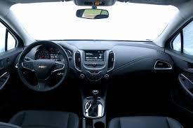 Novo Chevrolet Cruze - interior