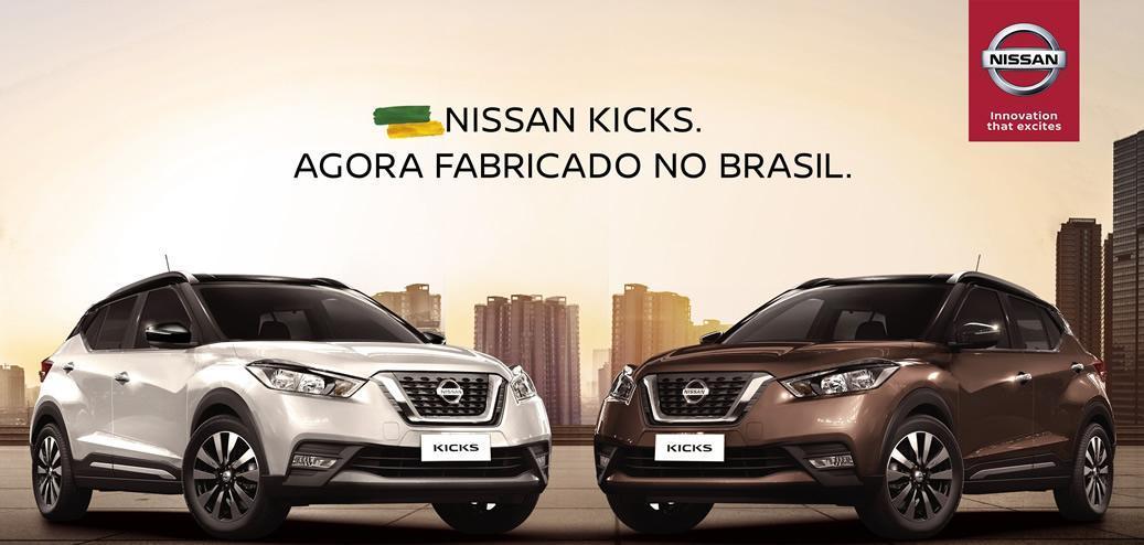Nissan Kicks 2018 Nacional