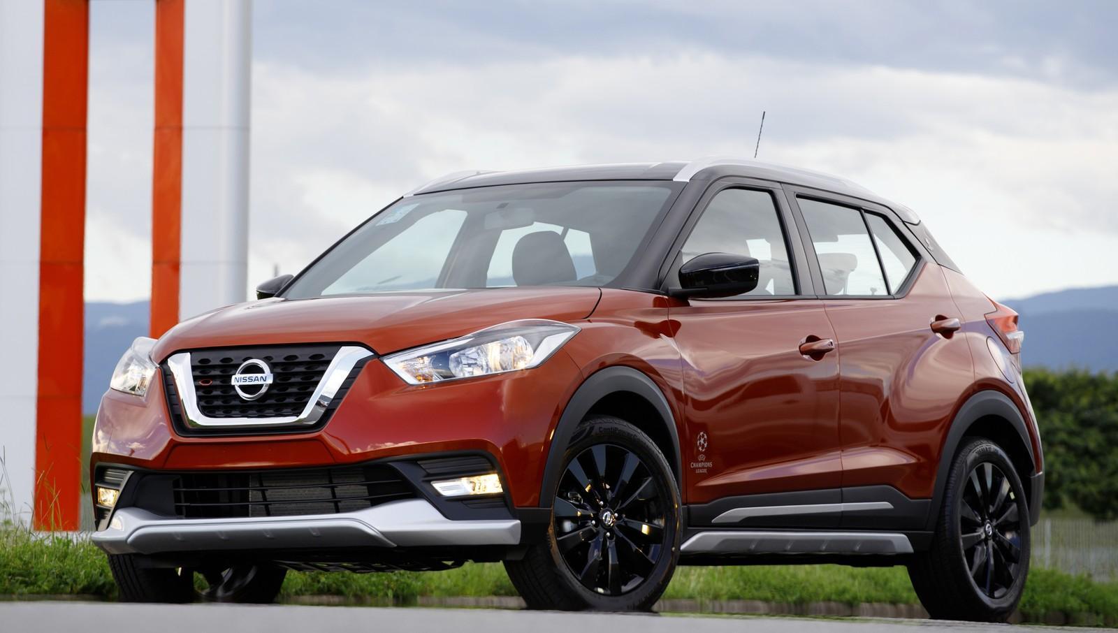 Nissan Kicks UEFA Champions