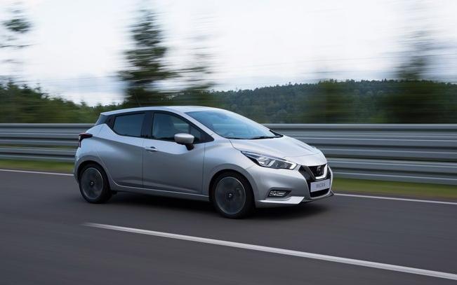 Micra: Modelo europeu do Nissan March 2018