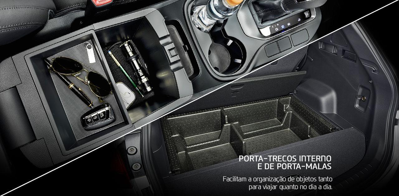 Hyundai Santa Fe 2018 interior