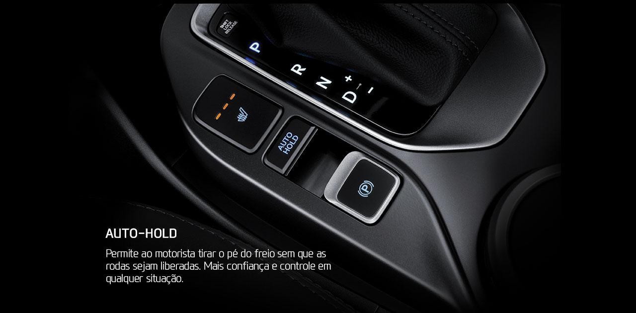 Hyundai Santa Fe 2018 câmbio