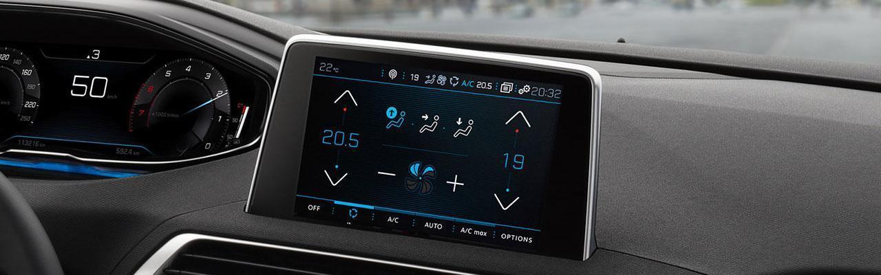 Peugeot 3008 - tecnologia