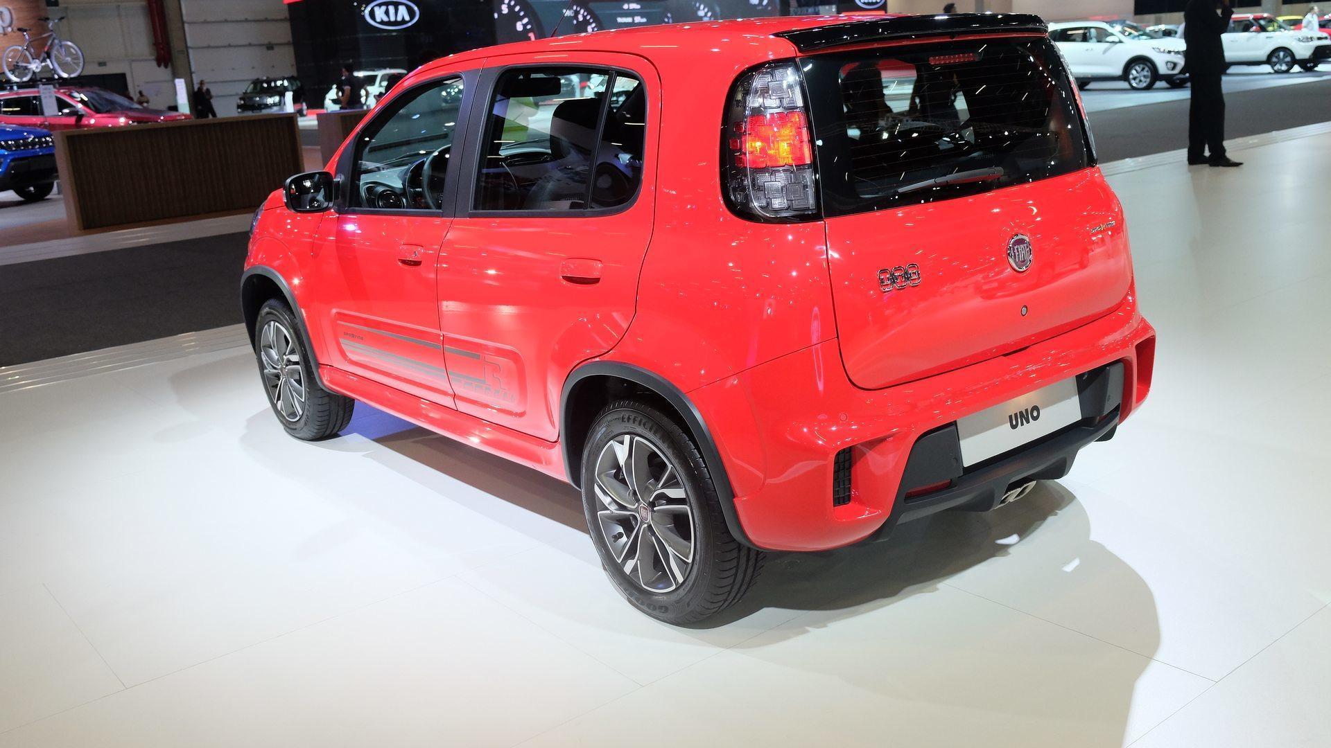 Fiat Uno 2019