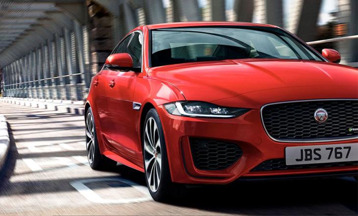 gallery-Novo Jaguar XE-image-2