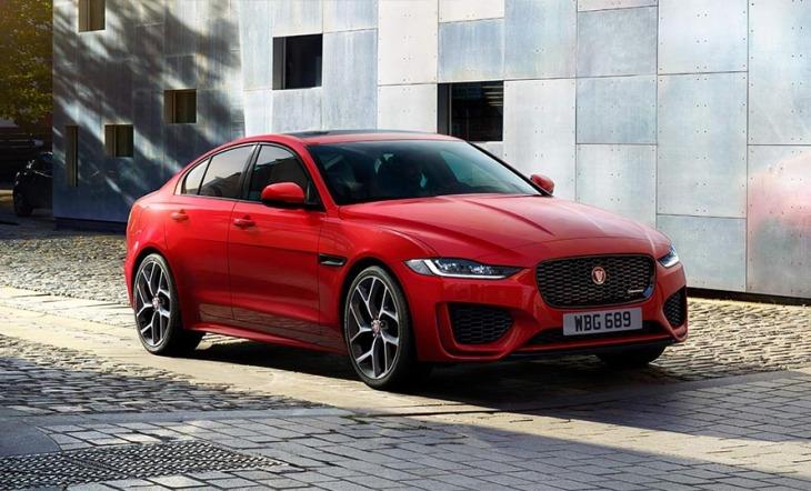 gallery-Novo Jaguar XE-image-1